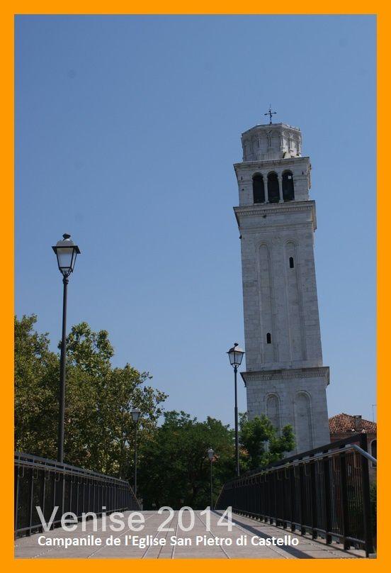 Eglise et cloître San Pietro di Castello