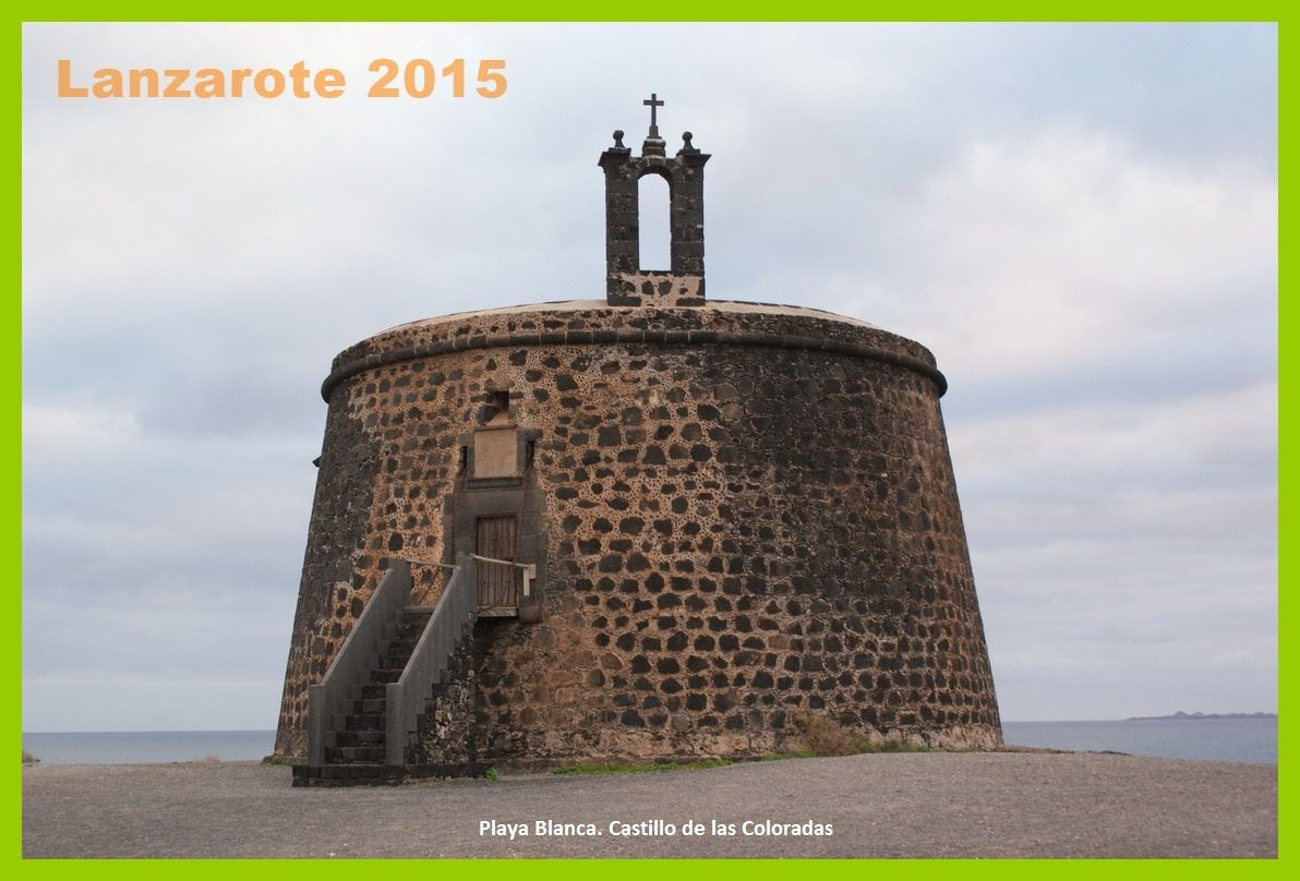 Castillo de las Coloradas