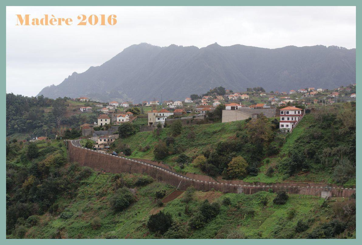 Madère 2016.Pico Arieiro.Ribeiro Frio.Ponta de Sao Lourenço.Jour 3