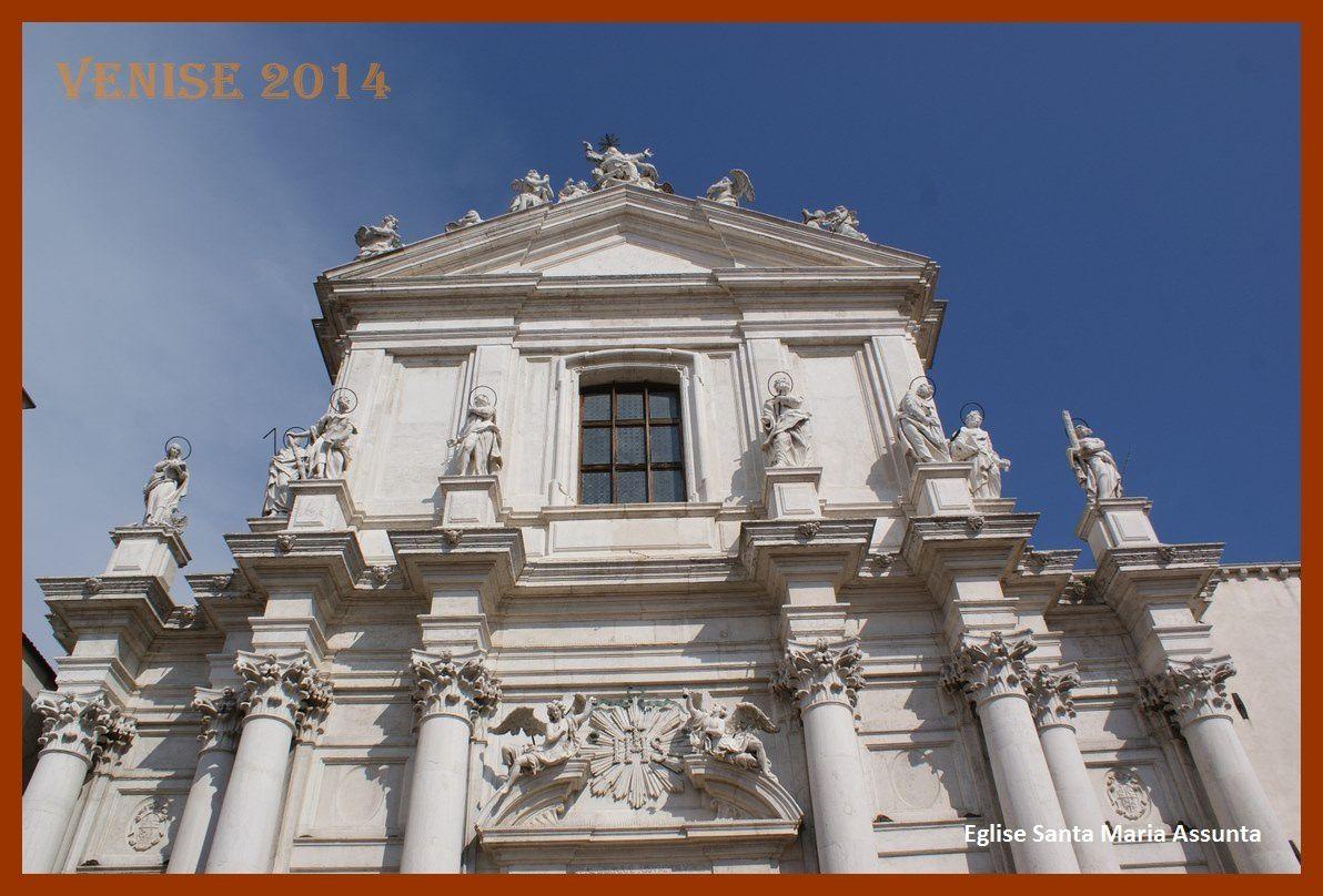 Santa Maria Assunta ou Eglise dei Gesuiti