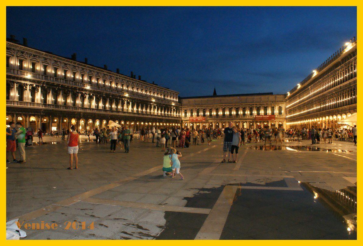 Venise 2014. Musée de l'Accademia. Campanile San Marco. Jour 8