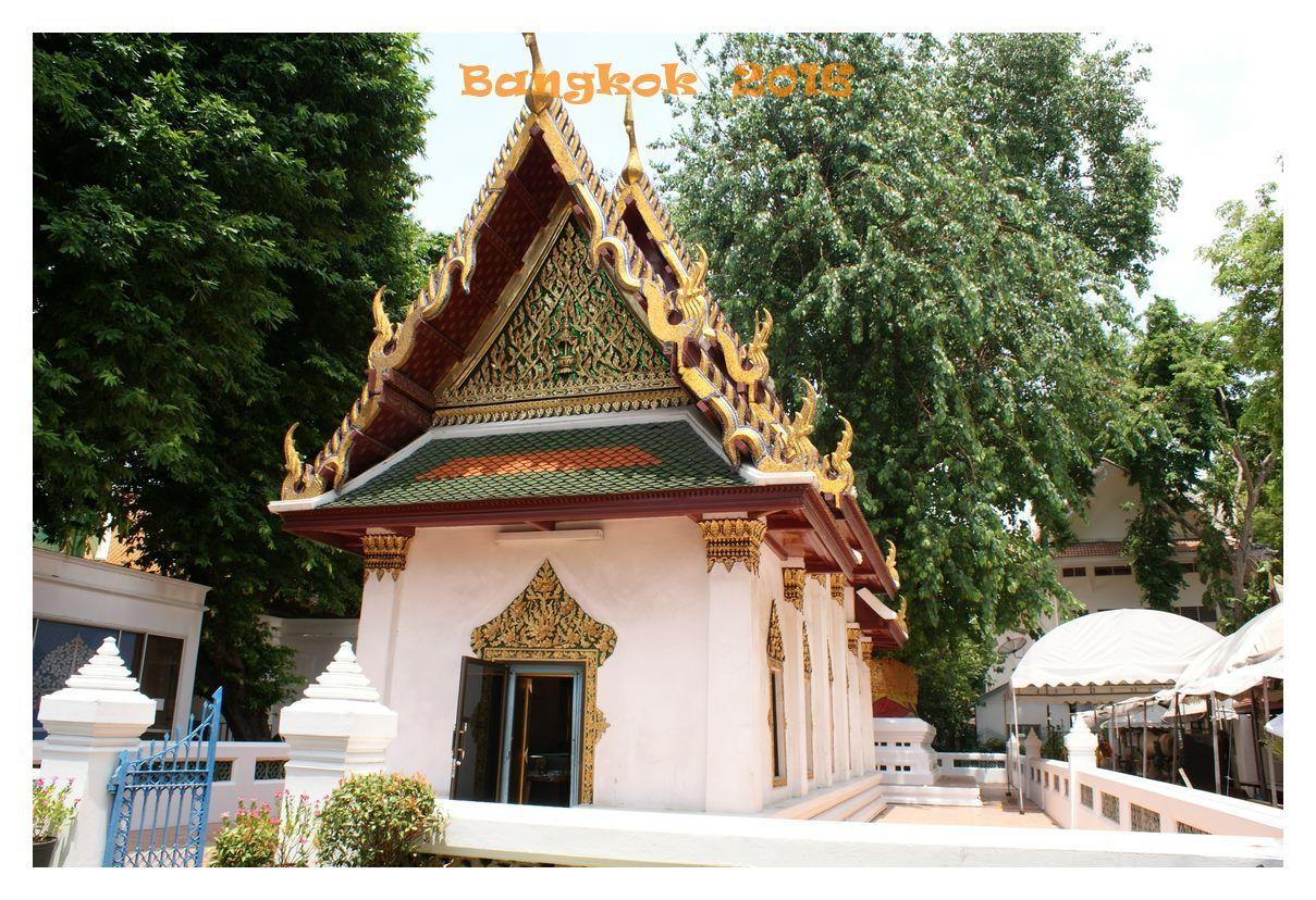 Bangkok 2016. Une journée de passage...