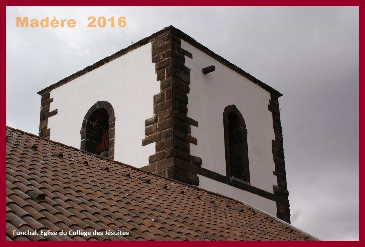 Eglise du Collège. Pas très rassuré Didier &#x3B;)