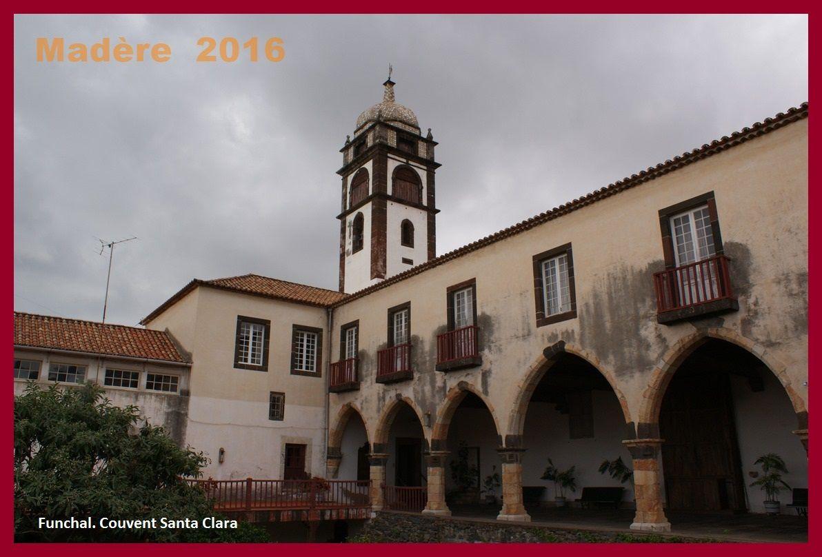Madère 2016.Visite de Funchal.Jour 7