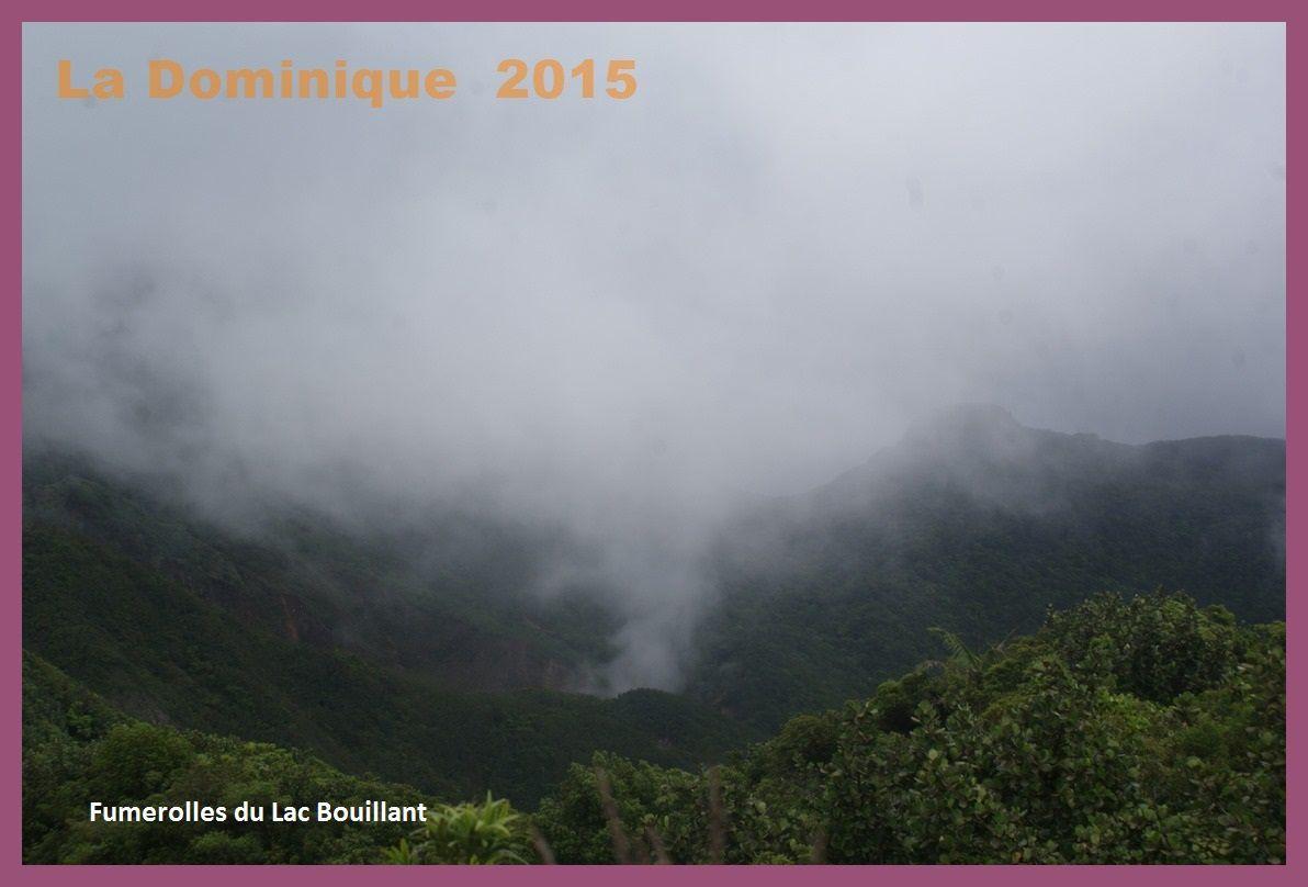 La Dominique 2015. Randonnée au Boiling Lake. Jour 4