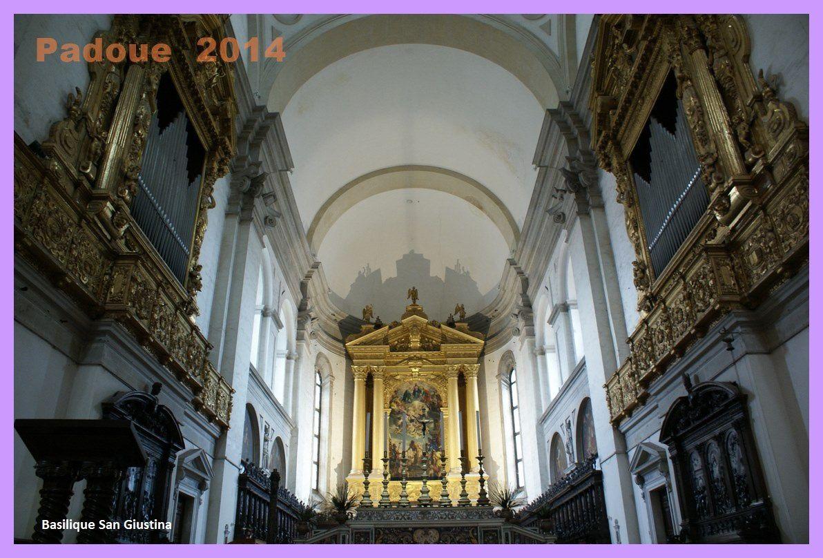 Basilique Sainte Justine