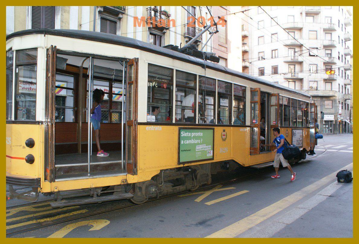 Milan 2014. Jour 2
