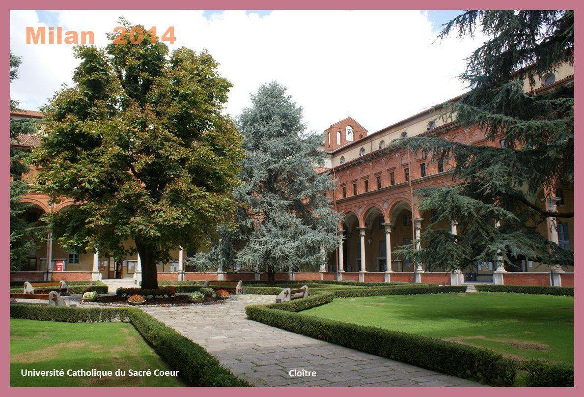 Milan 2014. Jour 3. Fin du séjour