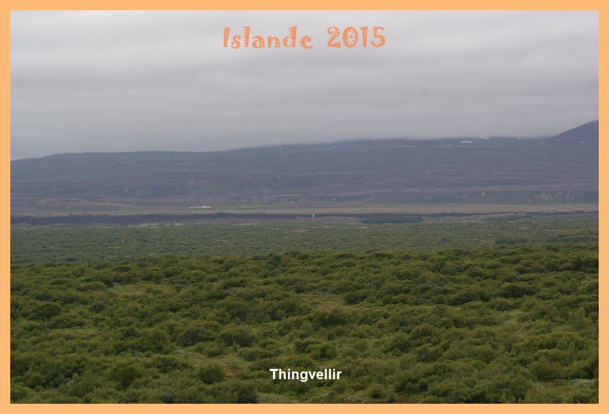 Islande 2015.Cascade de Glymur.Jour 14