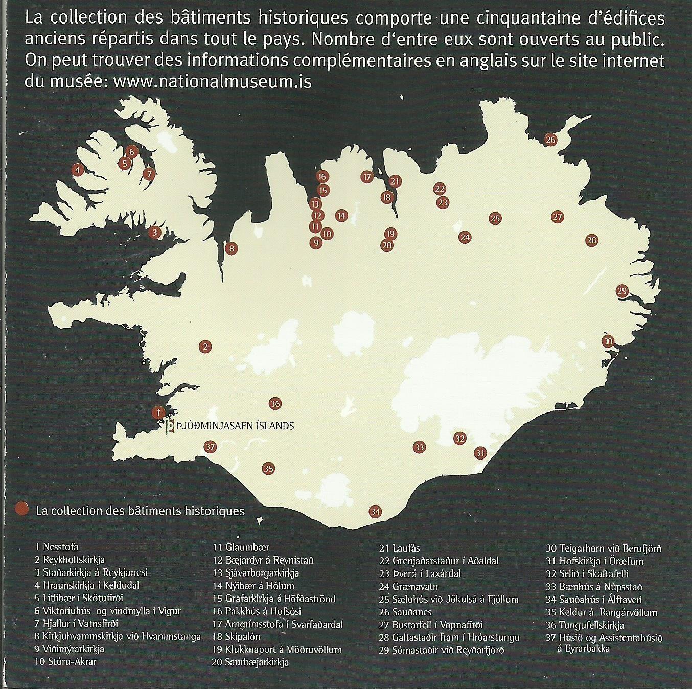 Islande 2015. Visite de Reykjavik. Jour 15.