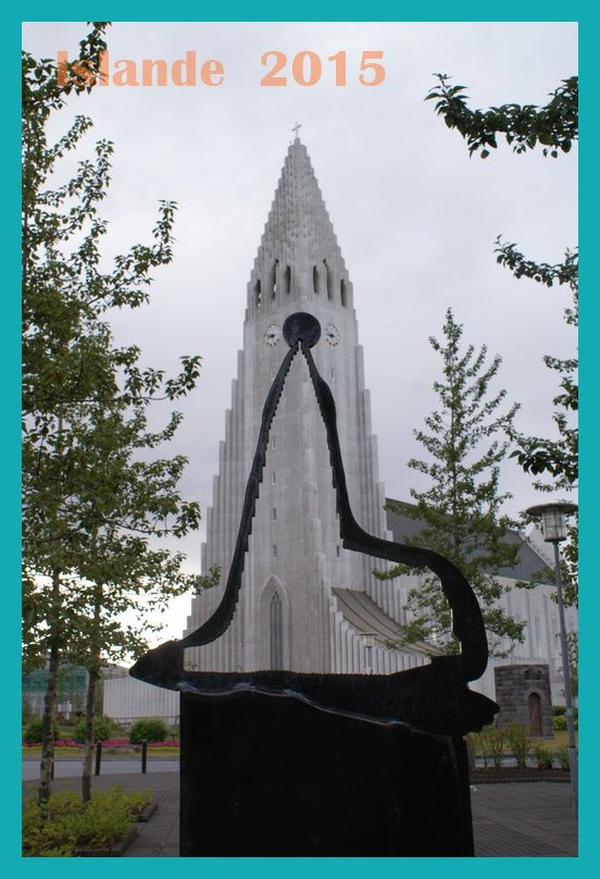Islande 2015.Dernières visites à Reykjavik.Jour 16