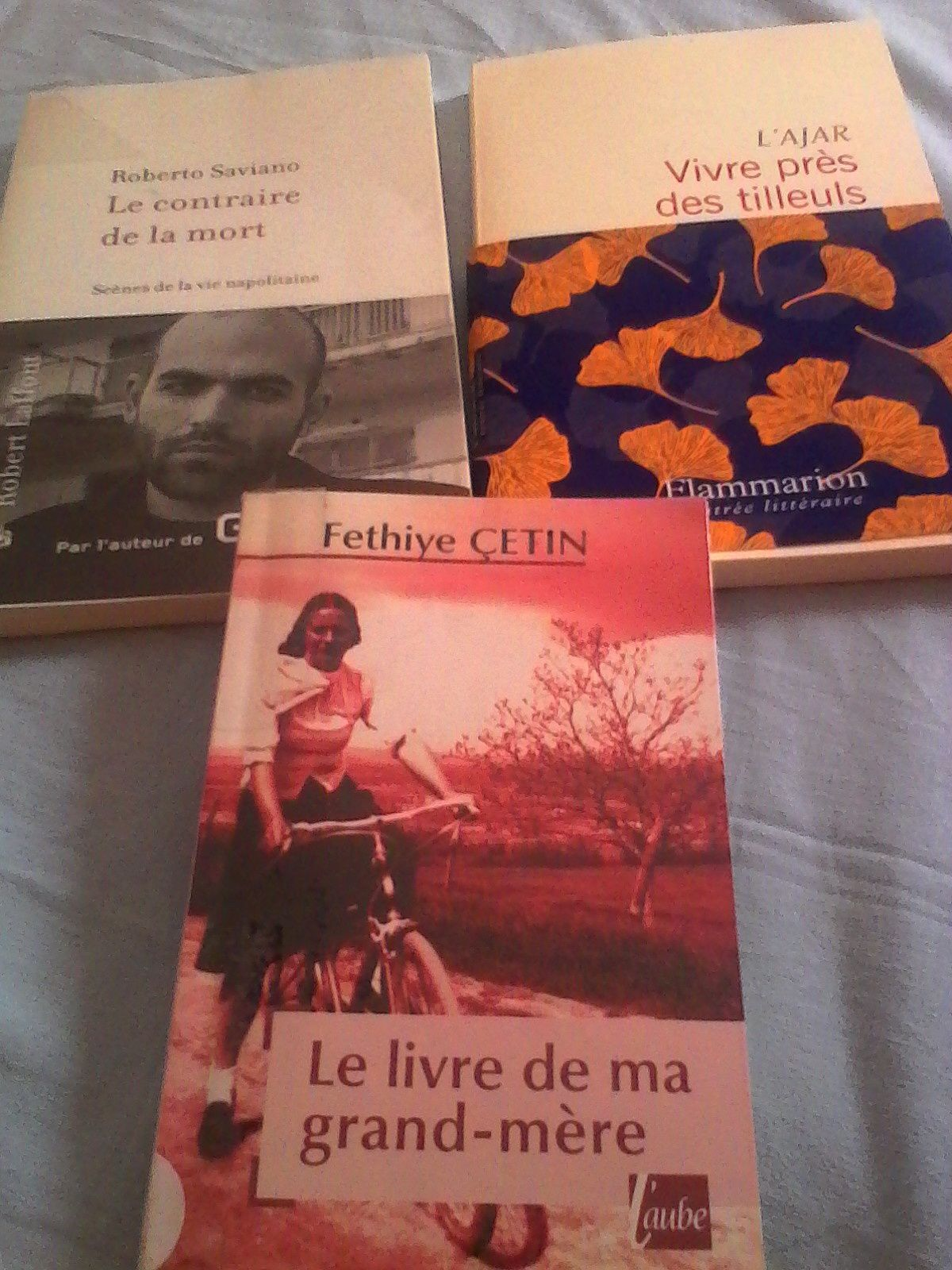 Week-end lectures