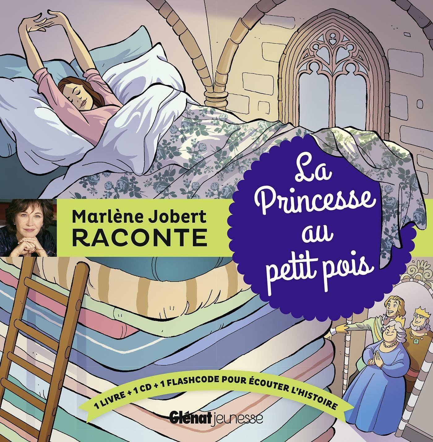 Marlène Jobert raconte...