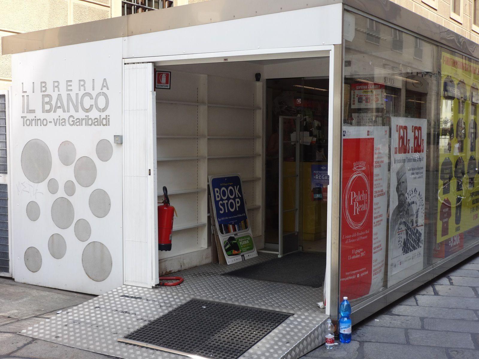 La libreria &quot&#x3B;Il Banco&quot&#x3B;