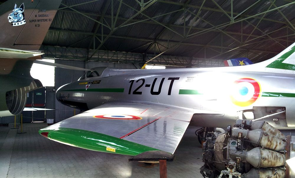 Musée de l'aviation de chasse de Montélimar