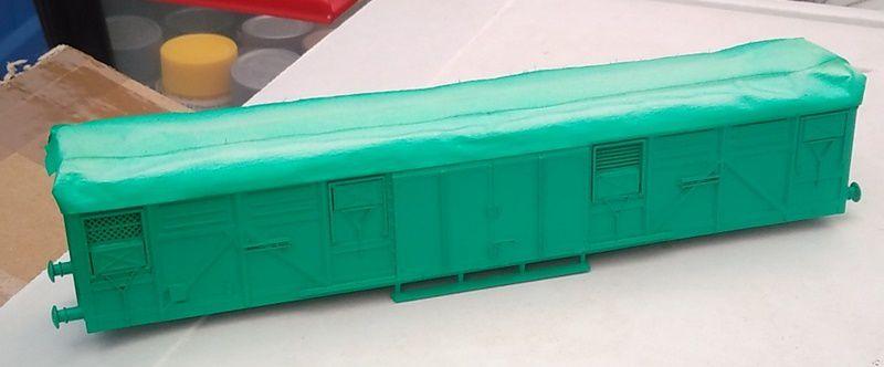 Rame Baygon vert