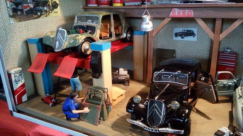Garage vintage...