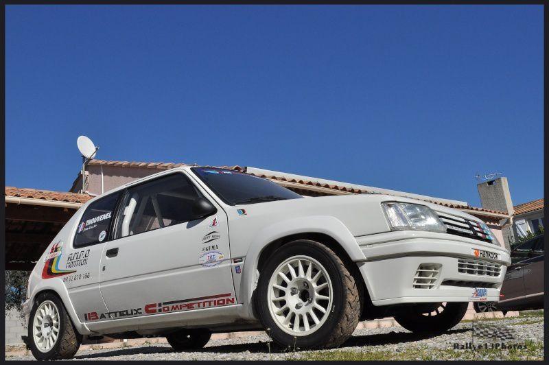 Album - Mes 205-Rallye