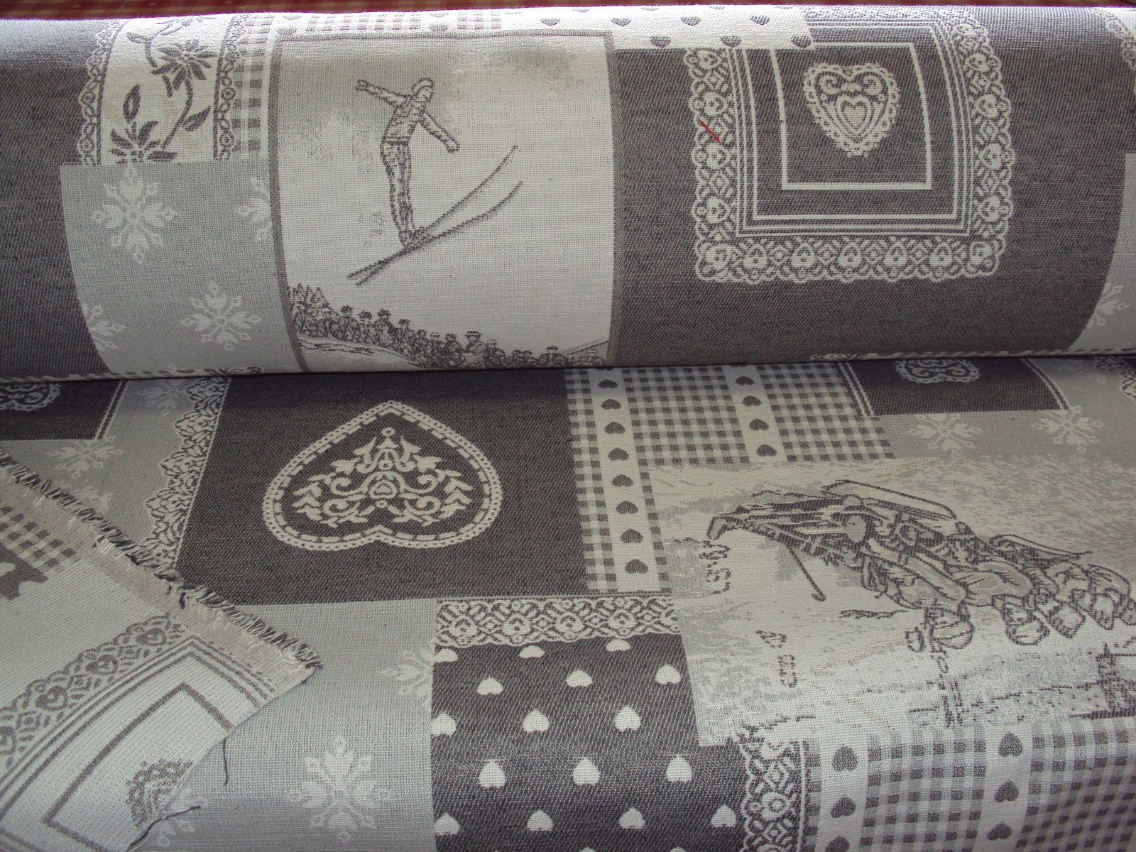tissus montagne au fil d 39 agn s. Black Bedroom Furniture Sets. Home Design Ideas