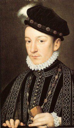 Charles IX de France, son Grand Tour de France et son bouquet de muguet du 1er mai...