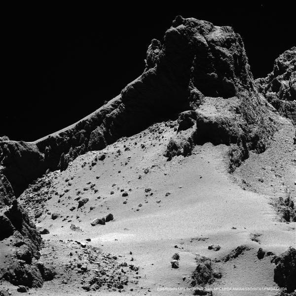 Saga d'un manège à 3 #Philae #Rosetta #Tchouri