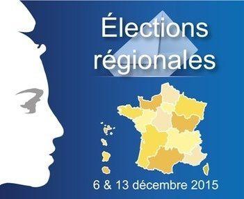 Résultats Régionales 2015 1er Tour à Lacroix-Falgarde