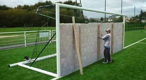 Une bonne préparation avant match est primordiale