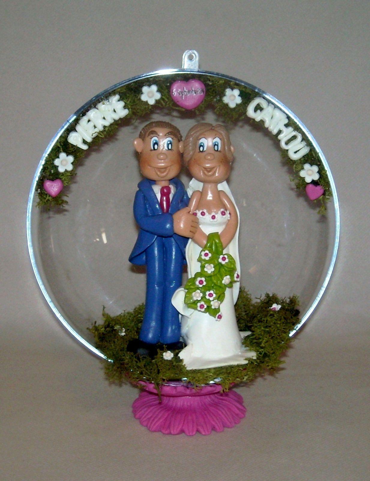 Honneur aux jeunes mari s le petit monde d 39 ingrid - Cadeau jeune marie ...