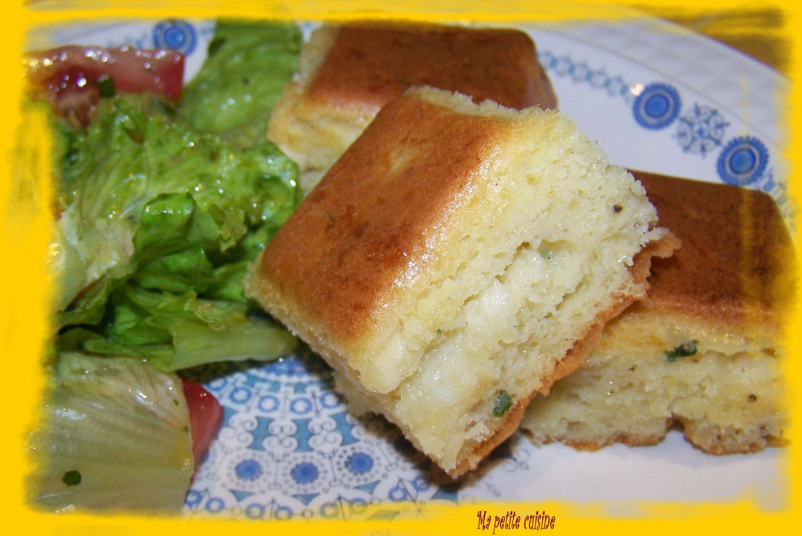 Cake aux fromages