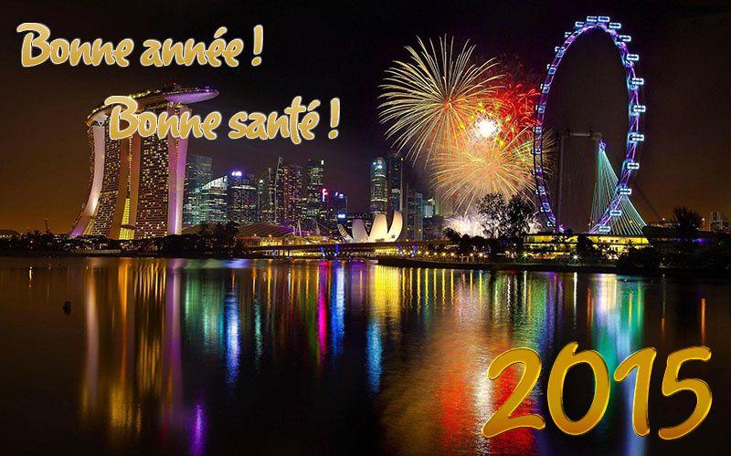 Bonne année / Feliz año nuevo