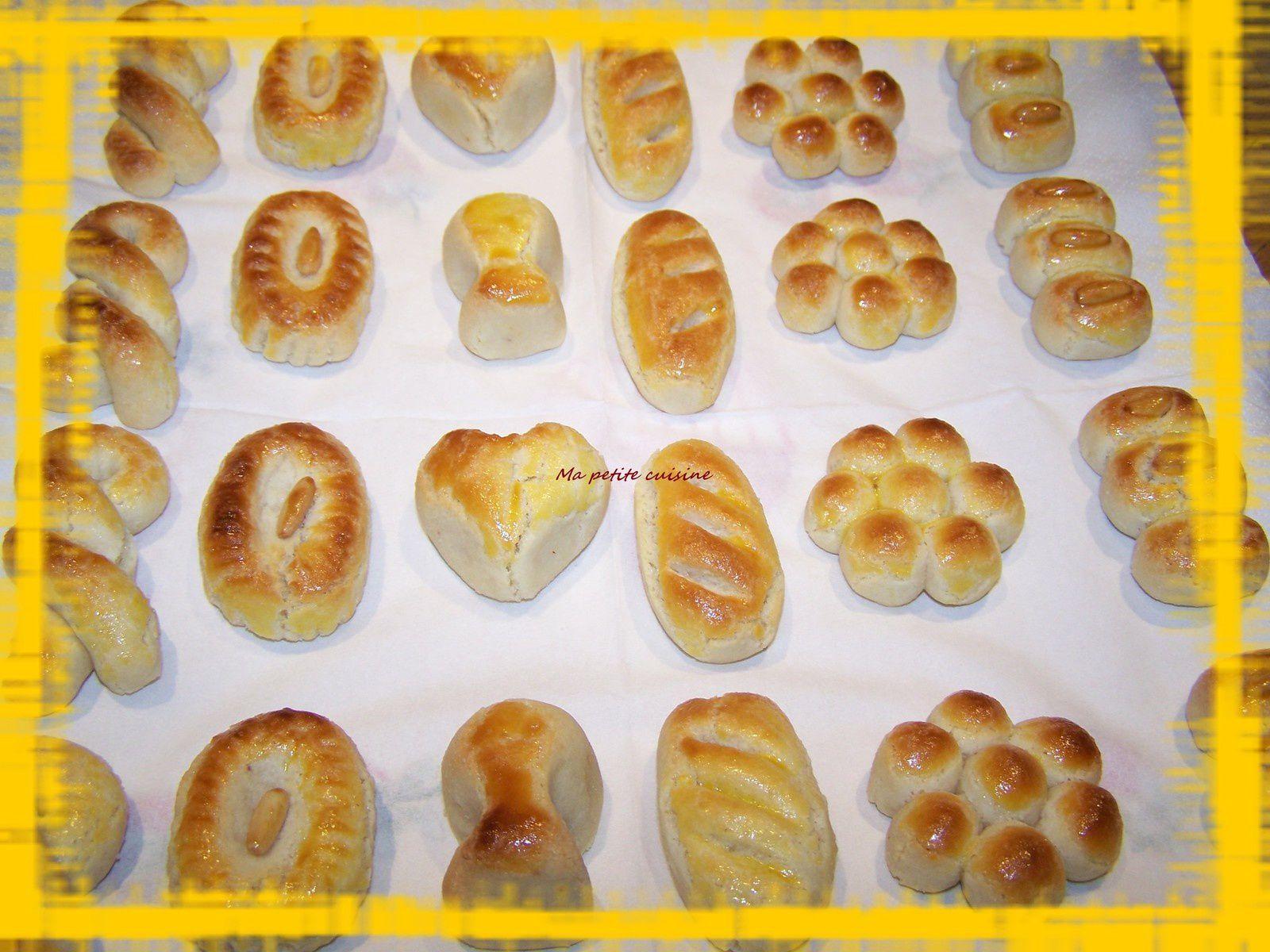 Mazapanes - petits sujets en pâte d'amande recette espagnole