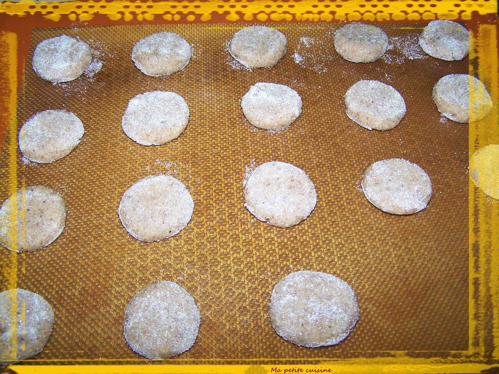 Macarrones de Bilbao ou macarons de Bilbao (recette espagnole)