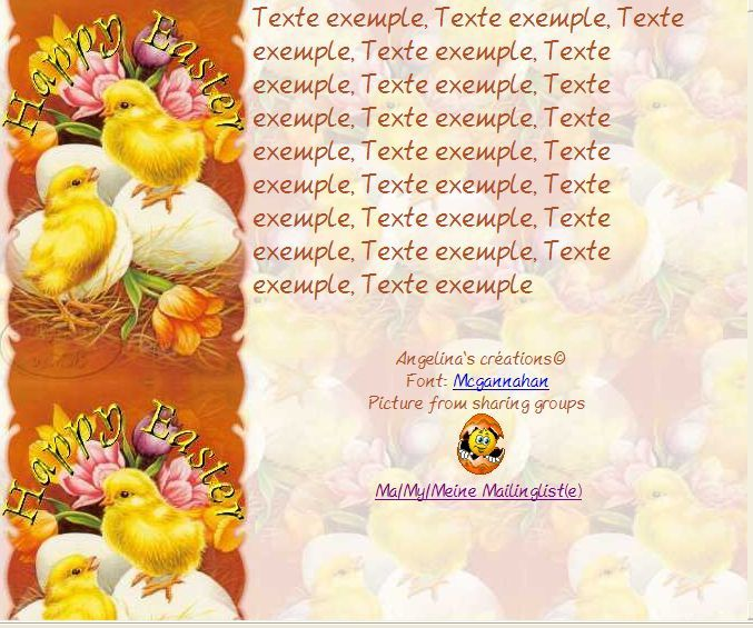 Happy Easter paques_1 Incredimail &amp&#x3B; Papier A4 &amp&#x3B; outlook &amp&#x3B; enveloppe &amp&#x3B; 2 cartes A5 &amp&#x3B; signets happy_easter_th_paques_1
