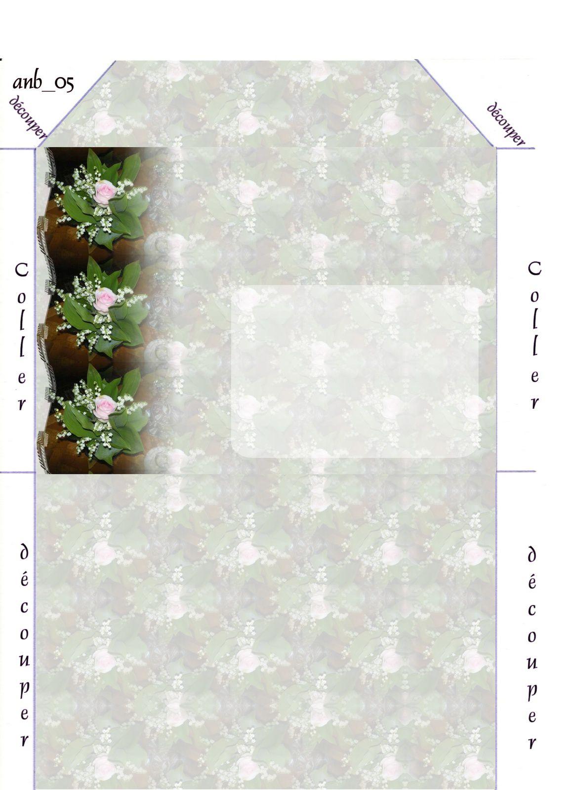 Muguets avec rose IM &amp&#x3B; Papier A4 h l &amp&#x3B; outlook &amp&#x3B; enveloppe &amp&#x3B; 2 cartes A5 fleurs_dscn0512_1ermai2008_lea