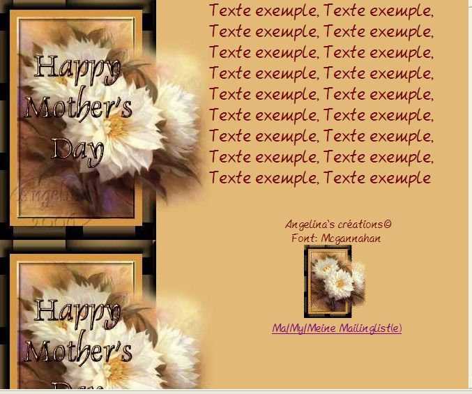 Happy Mother's day Incredimail &amp&#x3B; Papier A4 &amp&#x3B; outlook     happy_mothers_day_fleurs_10096334_sdc