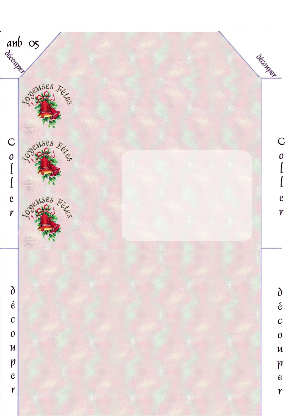 Joyeuses Fêtes Cloches IM &amp&#x3B; Papier A4 h l &amp&#x3B; outlook gif animé &amp&#x3B; enveloppe &amp&#x3B; 2 cartes A5 &amp&#x3B; signets joyeuses_fetes_cloches_1myh7uci_00