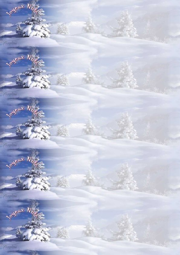 Joyeux Noël Incredimail &amp&#x3B; Papier A4 h l &amp&#x3B; outlook &amp&#x3B; enveloppe &amp&#x3B; 2 cartes A5 &amp&#x3B; signets   joyeux_noel_10098944