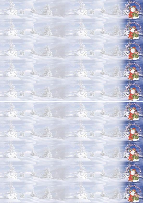 Frohe Weihnachten Incredimail &amp&#x3B; outlook &amp&#x3B; Papier A4 h l &amp&#x3B; enveloppe &amp&#x3B; 2 cartes A5 &amp&#x3B; signets   frohe_weihnachten_10098944_pers