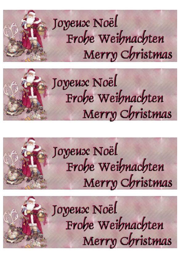 Noël Incredimail &amp&#x3B; Papier A4 h l &amp&#x3B; outlook &amp&#x3B; enveloppe &amp&#x3B; 2 Cartes A5 &amp&#x3B; signets 3 langues plus Noël multilangues  th_noel_s_wmsanta_sm