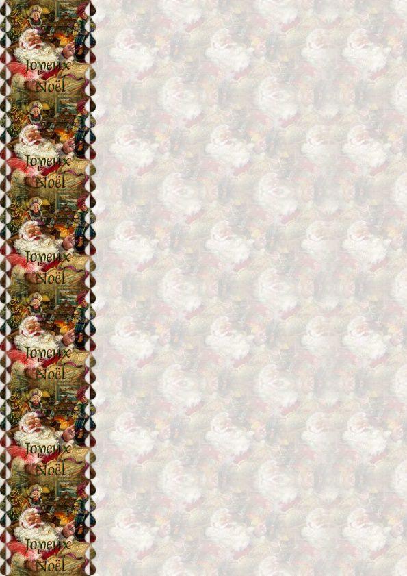 Joyeux Noël Père Noël livre lutins IM &amp&#x3B; Papier A4 h l &amp&#x3B; outlook &amp&#x3B; enveloppe &amp&#x3B; 2 cartes A5 &amp&#x3B; signets   joyeux_noel_noel_perenoellivrelutins_4c4d8a2e_00_domi
