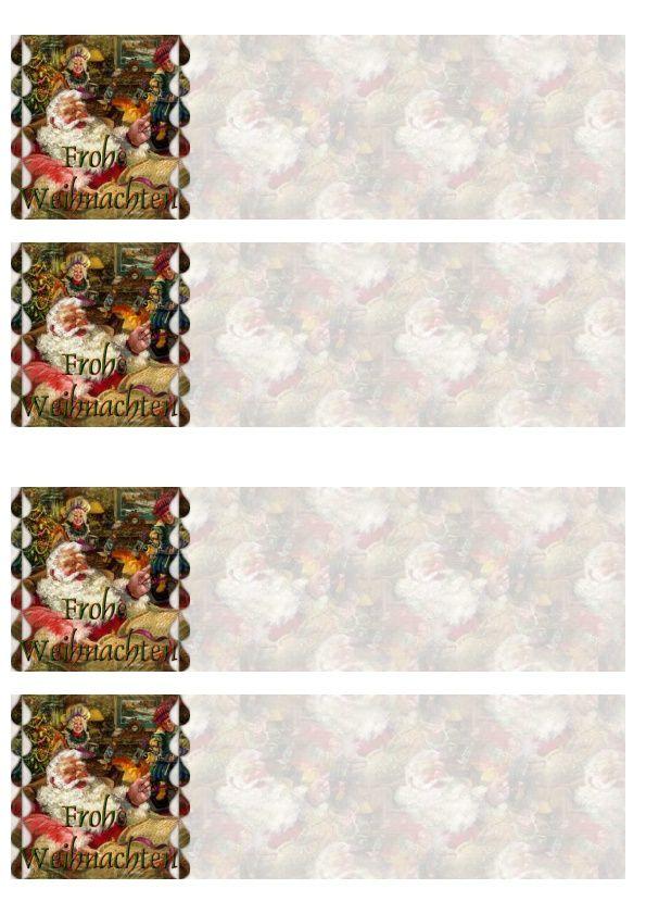 Frohe Weihnachten Père Noël livre lutins IM &amp&#x3B; Papier A4 h l &amp&#x3B; outlook &amp&#x3B; enveloppe &amp&#x3B; 2 cartes A5 &amp&#x3B; signets  frohe_weihnachten_noel_perenoellivrelutins_4c4d8a2e_00_domi