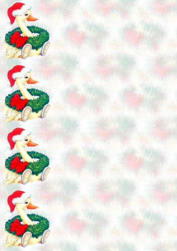 Thème Noël Canard Incredimail &amp&#x3B; Papier A4 h l &amp&#x3B; outlook &amp&#x3B; enveloppe &amp&#x3B; 2 cartes A5 &amp&#x3B; signets 3 langues plus Noël multilangues  th_noel_canard_091202035329_00_domi