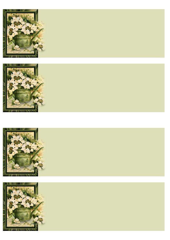 Fleurs arrosoire sortant du cadre fond uni Incredimail &amp&#x3B; Papier A4 h l &amp&#x3B; outlook &amp&#x3B; enveloppe &amp&#x3B; 2 cartes A5 &amp&#x3B; signets 3 langues annielapoint_treestreasures_052004_sdc_fonduni