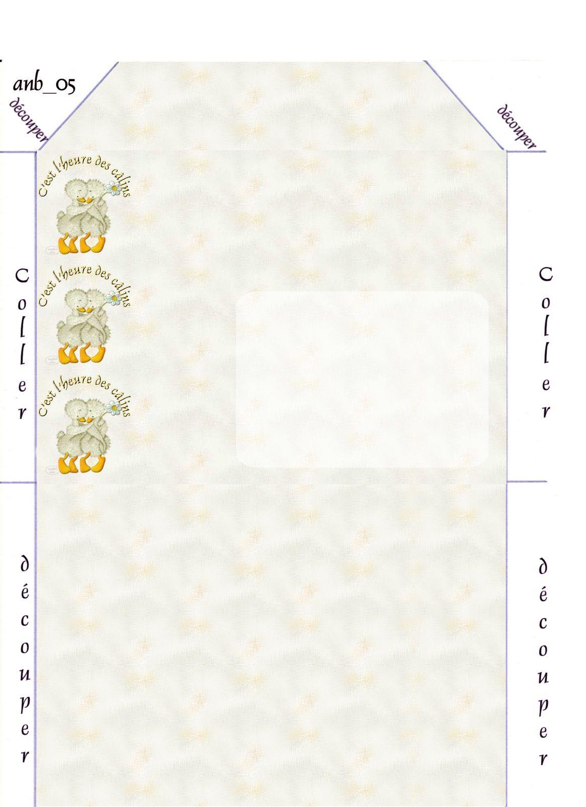 C'est l'heure des câlins Incredimail &amp&#x3B; Papier A4 h l &amp&#x3B; outlook &amp&#x3B; enveloppe &amp&#x3B; 2 cartes A5 &amp&#x3B; signets   cest_lheure_canards_kuschel_chinni16_00