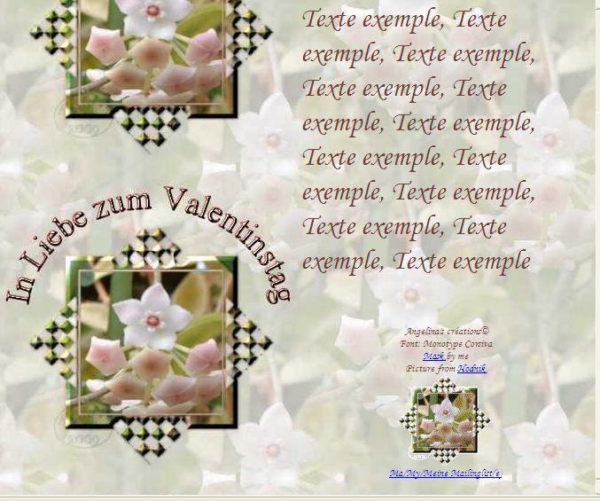 In Liebe zum Valentinstag Hoya schefferdi Incredimail &amp&#x3B; Papier A4 h &amp&#x3B; outlook in_liebe_valentinstag_schefferdi_00