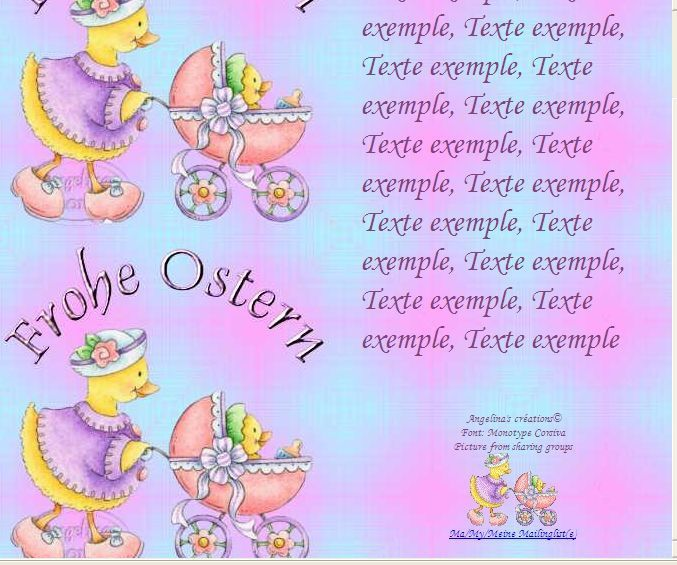 Frohe Ostern paques_0dpifw3c1 Incredimail &amp&#x3B; Papier A4 h l &amp&#x3B; outlook &amp&#x3B; enveloppe &amp&#x3B; 2 cartes A5 &amp&#x3B; signets frohe_ostern_paques_0dpifw3c1