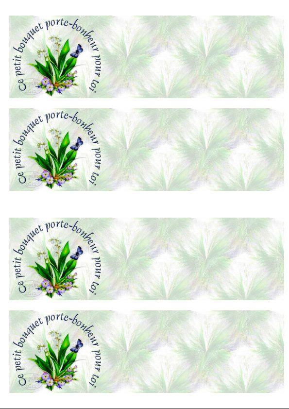 Ce petit bouquet porte-bonheur pour toi Muguet Papillon Incredimail &amp&#x3B; outlook &amp&#x3B; Papier A4 h l &amp&#x3B; enveloppe &amp&#x3B; 2 cartes A5ce_petit_bouquet_portebonheur_muguet_papillonbleu_muguet2_00