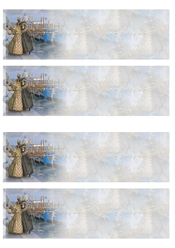 Personnage Carnaval de Venise Incredimail &amp&#x3B; Papier A4 h l &amp&#x3B; outlook &amp&#x3B; enveloppe &amp&#x3B; 2 cartes A5 &amp&#x3B; signets pers_venise3_08