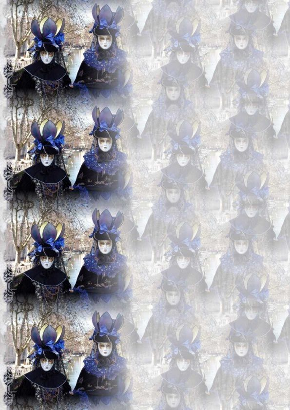 Personnage Carnaval Incredimail &amp&#x3B; Papier A4 h l &amp&#x3B; outlook &amp&#x3B; enveloppe &amp&#x3B; 2 cartes A5 &amp&#x3B; signets pers_carnavalannecyNB_C02