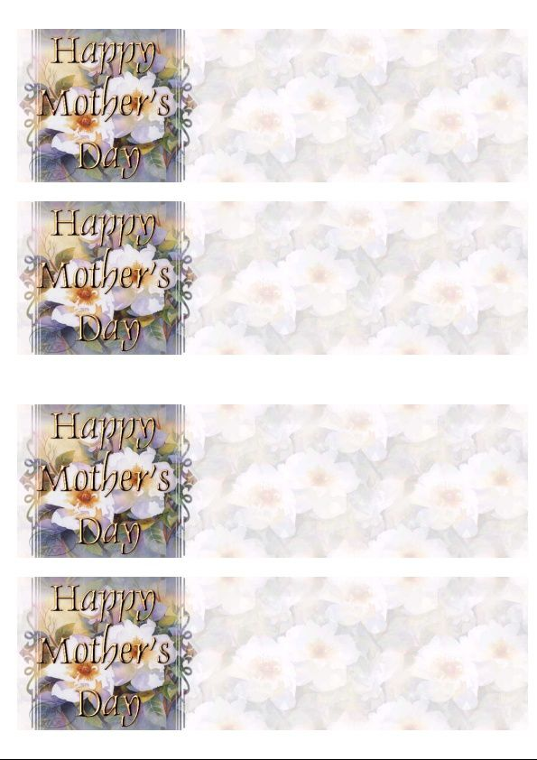 Happy Mother's Day Incredimail &amp&#x3B; Papier A4 &amp&#x3B; outlook    happy_mothers_day_airifoote_whiteroses_mlm